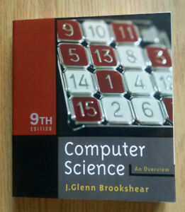 Computer Science: An Overview - 9th Edition