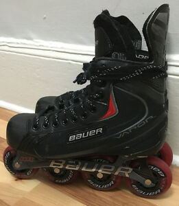 Bauer Vapour Roller Blades Peterborough Peterborough Area image 2