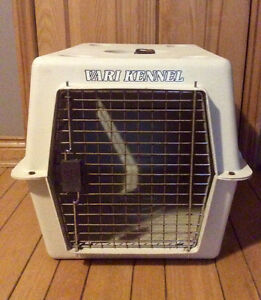 Quality Hard Shell Portable Dog Kennel/Crate - St. Thomas