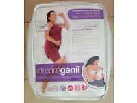 Dreamgenii maternity pregnancy breastfeeding pillow