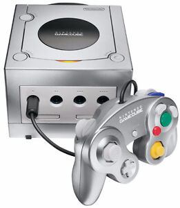 Boxed Platinum GameCube System with Controller and Accessories!!