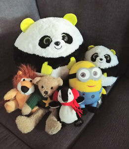Plush Toys from 1$