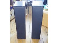 MISSION floor standing speakers