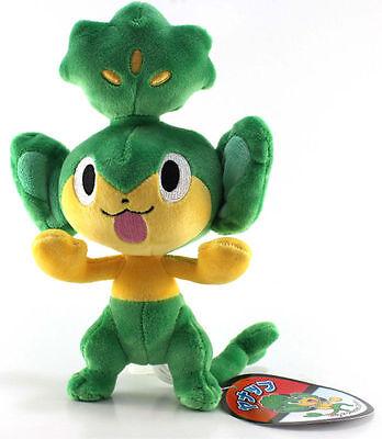 Pokemon Center Japan Pansage Pokedoll Plush Stuffed Doll Toy Figure Pokemon Go