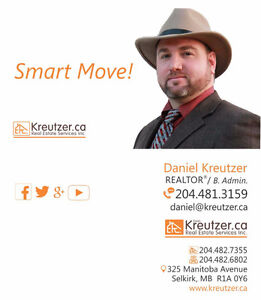 All listings for Selkirk, St.Andrews, St. Clements direct! NAROL