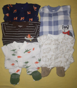 6m, 9m and 6-9m boy clothing