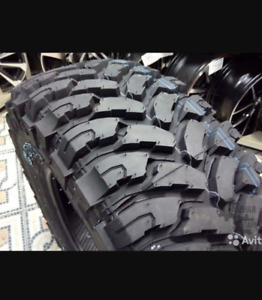 Comforser CF3000 Mud and Snow Tires!  31x10.5R15 and 33x12.5R17