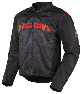 Like New ICON CONTRA REDEEMER textile jacket