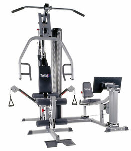 BodyCraft Xpress Pro Home Gym - Weight Bench Resistance Machine