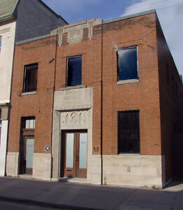 COMPLETELY UPDATED HISTORIC HERITAGE BANK BUILDING