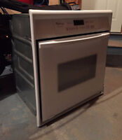 Whirlpool Gold built in Oven