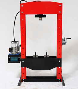 50 Ton Shop Press with Hydraulic Pack London Ontario image 10