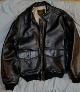 Bomber jacket cuir X- Large