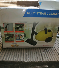 Multi steam cleaner