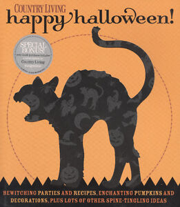 Country Living Happy Halloween! by The Editors of Country Living Peterborough Peterborough Area image 1