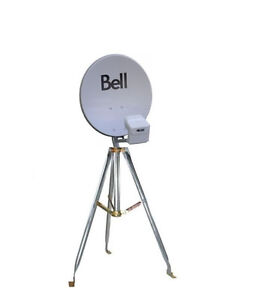 BELL SATELLITE FOR CAMPING