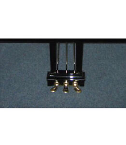 Brand new grand piano foot pedals