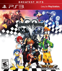 Looking for Kingdom Hearts games! (PS3)