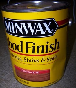 Minwax Oil-Based Stain – 1gal / 4 liters