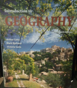 Various Textbooks-Philosophy and Geography