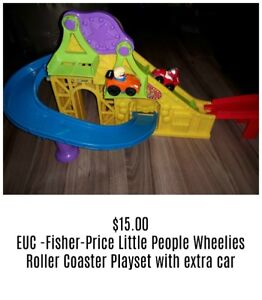 NEARLY NEW Kids and Toddler Toys ~ Price on photo part 3