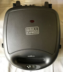 Electric Indoor Grill by Salton