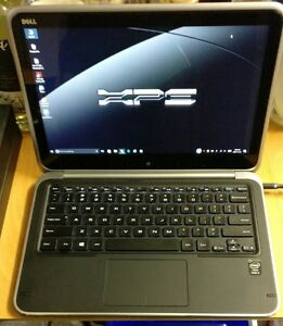 Dell XPS 12 Convertible Touch Ultrabook IN THE BOX - MINT LOADED