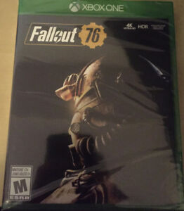 Selling My Fallout 76 for $50 or I can trade it for NBA 2K19