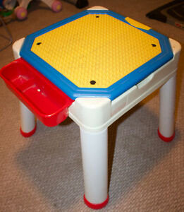 Convertable Kids Play Table Edmonton Edmonton Area image 1
