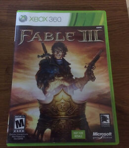 Assorted Xbox 360 Games: $5 to 10 each or all for $30