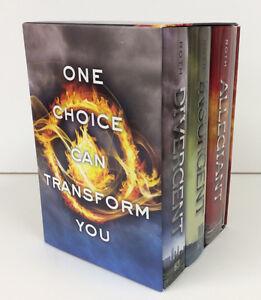 Divergent - 3 Book Set
