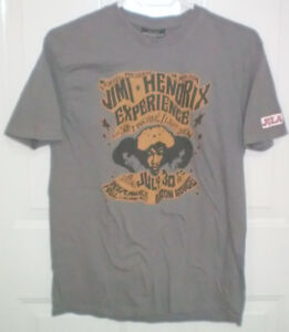 Bold as Love The Jimi Hendrix Experience Book and Two T Shirts London Ontario image 3