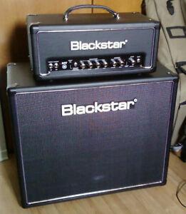 Blackstar HT-5H avec cabinet.