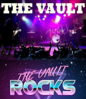 "Classic rock band ""The Vault""  seeks gig's"