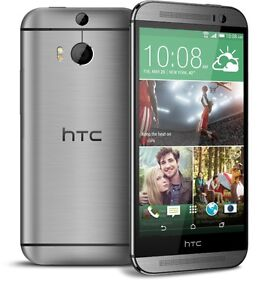 HTC ONE M8 -- perfect cond- 32gb - possible trade for Passport