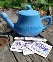 """Dr. Mehta """"Neil med"""" Neti pot and sinus rinse packets"""