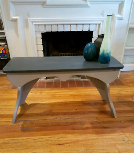 Narrow Bench/ Coffee Table