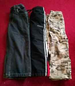 Shoes size 8 and 9. Size 3 pants, size one lot Kitchener / Waterloo Kitchener Area image 2