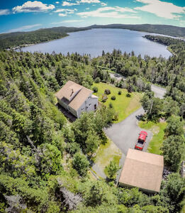 285K for a move in ready home on 1/2 acre lot with a pond view!! St. John's Newfoundland image 3