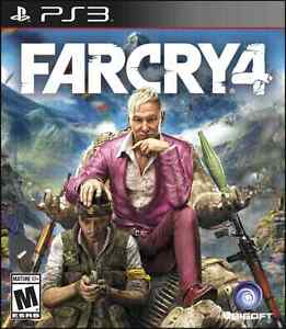 Looking for farcry4 ps3