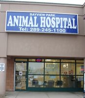FT/PT Veterinary Receptionist/Assistant