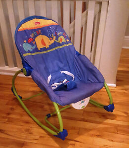 Fisher Price Infant-to-Toddler Rocker/Seat