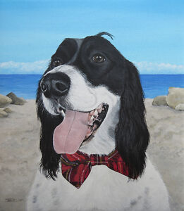 ** One of a Kind Painting of Your Pet! **
