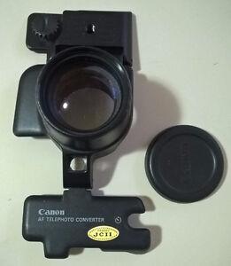Canon AF Telephoto Converter