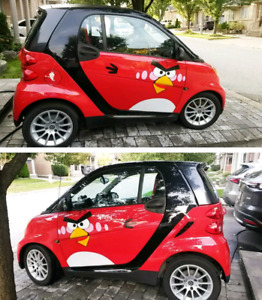2011 smart fortwo limited edition Pure Sound