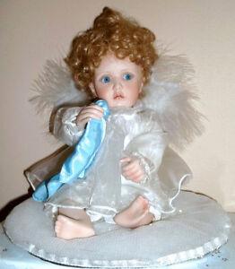 "MOVING SALE ---- ""Little Teardrop"" Porcelain Doll"