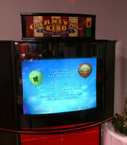 Carnival King Big Top Shooter $495 - fun game!