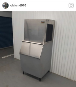 Cornelius Ice Machine