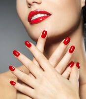 Nails/ongles makeup/maquillage