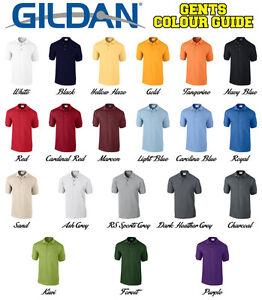 Gildan polo shirts sale